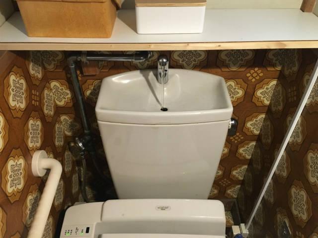 トイレの修理12