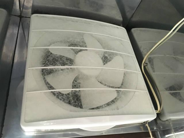 換気扇の掃除がラクになる|ガンコな油汚れに効果がある掃除のやり方