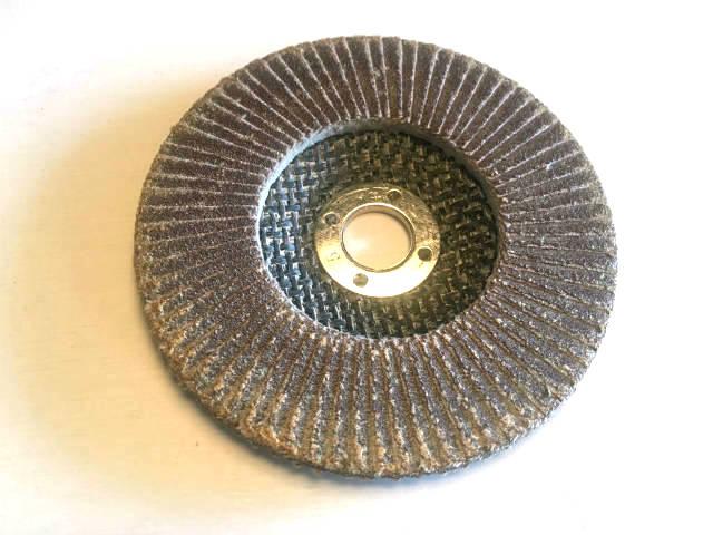 イチグチ パワフルディスク 100×15mm A 80 研磨面