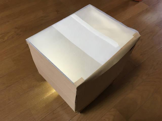 自作ソフトボックス