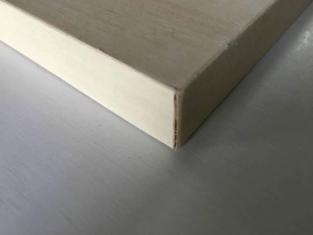 端が剥がれやすい|木口テープ