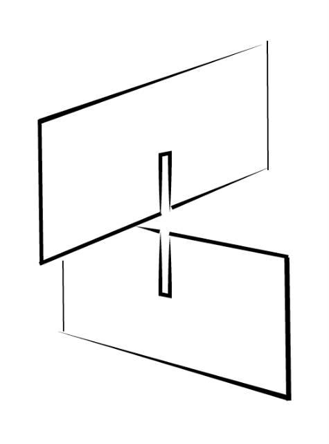 板で作る作業台|コンパネウマの構造